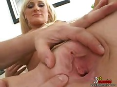 Morgan Simpson Vs Mark Ashley - Porn Tarts