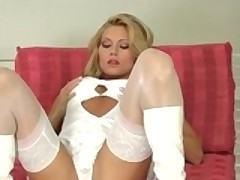 Czech Chick Adriana Malkova Masturbates