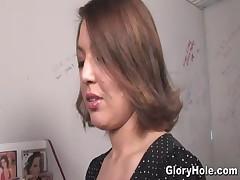 Janelle Medina - Gloryhole