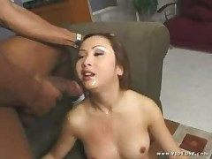 Tia Tanaka - Oriental Chicks Crave Chocolate Dicks