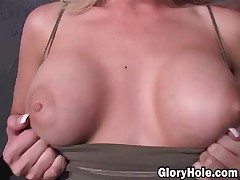 Sindy Lange - Gloryhole