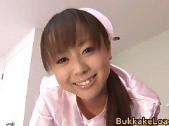 Junko Hayama - Junko Hayama Real Asian Model Getting Loads Of Skeet 1 By BukkakeLoad