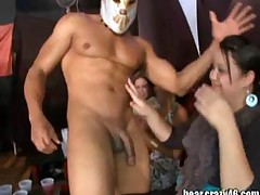 Hot Cock Sucking Party