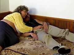 Horny Grandma Loves Sucking Some Young Big Cock By OldUnlimited