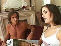Sasha Grey - Tight Teen Twats #2 - Scene 4