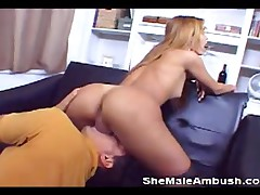 Parricia - Cock Sucking Shemale