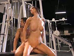 Fucked at the gym