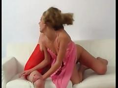 Pretty Girls Club - Amateur Lesbians #5 - Part 2