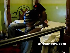 Aisha - African Black Teen Aisha Forced To Sell Her Body