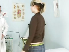 Misa - Misa Visiting Gyno Clinic To Have Pussy Speculum Examined