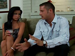 Tanner Mayes - My Dads Hot Girlfriend - Petite Babe Tanner Mayes Gets Naughty