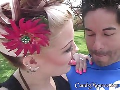 Candy Monroe - Another Silly Cuckold With John