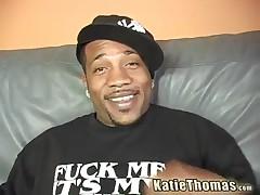 Katie Thomas - Worlds Biggest Cock