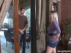 Devon Lee Vs Jordan Ash - Neighbor Affair - His Visit To Her House Is Going To Cost Her Lots Of Mone
