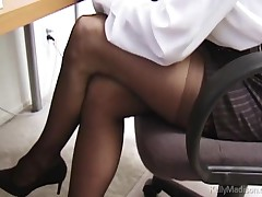 Kelly Madison - Gorgeous And Horny Big Titted Secretary Kelly Madison Cannot Continue Her Job Withou