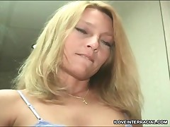 Amateur White Girl Drilled By BBC