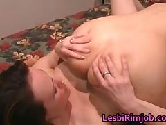 Rehead Lesbian Slut Licking Moist Ass 2 By Lesbirimjob