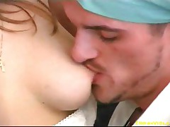 Hospital Fun - This Nurse And Doctor Know How To Pleasure Each Other - Part 1