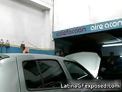 Latin Gf Night Drive Backseat Sex 1 By LatinaGFexposed