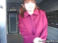 Super Hot Japanese Babe Flashing In Public 1 By AmazingJAV