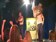 Dancing Bear - Women Go Crazy For The Bear