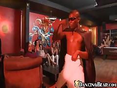 Dancing Bear - Cool Strippers Impress Women In Need