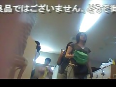 Changing Room Chronicles Spy Cam Video 1 By GotCuteAsian
