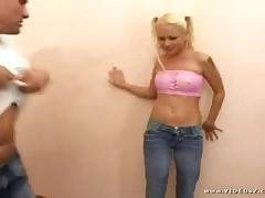 Nika Blond - New Girls #2 - Scene 1