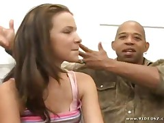 Christina Agave - Black Cocks White Sluts #3 - Scene 3