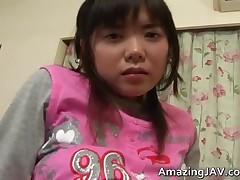 Pretty Asian Schoolgirl Gets A Warm Facial Porn Video 1 By AmazingJav