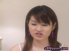 Teen In Lingerie Masturbates And Rubbed With Oil 1 By 18Nippon