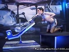 Valeria Samara - Fucking Machine 1000