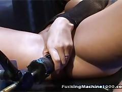 Stacey Bronze - Fucking Machine 1000