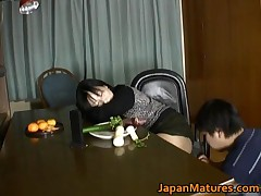 Japanese MILF Enjoys Masturbation 2 By JapanMatures
