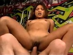 Lyla Lei gets creampie after creampie!