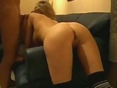 Very Hot German Anal Sex