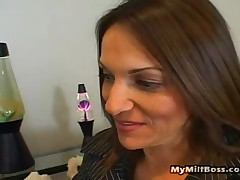 Kristine And Chad - My Milf Boss