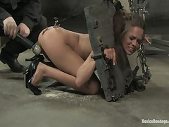 Julie Night And Devaun - Device Bondage