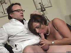 Vannah Sterling  - Coctomom Collects Doctors Sperm In A Test Tube