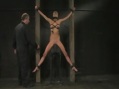 Princess Donna Dolore - Device Bondage