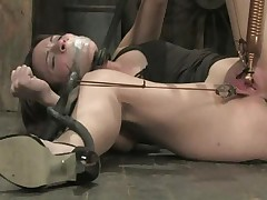 Amber Rayne And Cherry Torn - Device Bondage