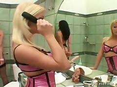 Sandra Blond And Vanessa Hill - Domination Zone - Scene 2