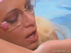 Brittney Skye And Goldie Vs Jenna Haze And Tyler Faith - Tastefully Tyler