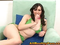 Audrey Elson - See Her Squirt - Audrey Soaks The Floor