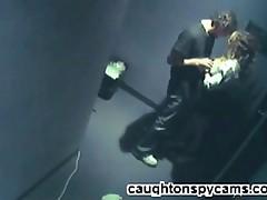 Nightshift Workers Caught On Spycam