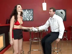 Dana DeArmond - Dana DeArmond Doesnt Accept Her Being Fired And Sits On Her Boss His Face Getting Th