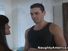 Lisa Ann - My Friends Hot Mom - Lisa Ann Forces Herself On A Young Stud