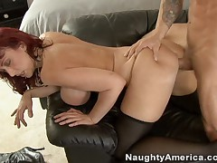 Alan Stafford And Nikki Sinn - My Friends Hot Mom