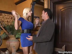 Lylith LaVey Vs Dale Dabone - My Wifes Hot Friend - Dale Wants To Surprise His Wife By Taking Her To