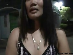Irish Vs John Tron - Filipina Amateur Girl Gets Fucked And Creampied